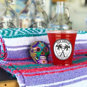 Tapshack San Diego Sugar Skull and Mexican Blanket