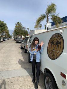 TapShack Delivery Van