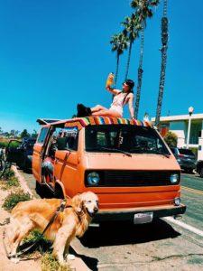 Beach Bum Lifestyle Ocean Beach San Diego